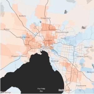 melbourne.neighbourhood.vote.map.print